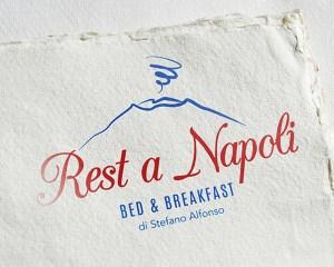 Logo B&B Rest A Napoli