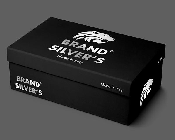 Logo Brand Silver's