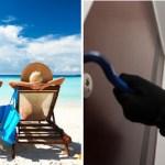 Casa sicura in vacanza ? Ladri e furti in agguato