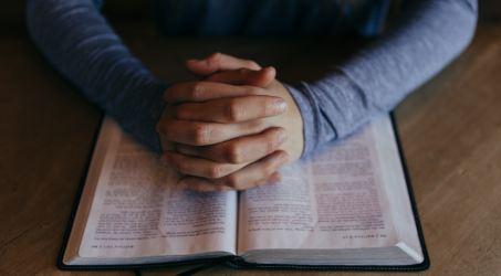 Non cessate mai di pregare
