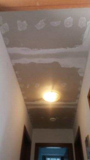 Abbassamento per canalizzazione aria calda