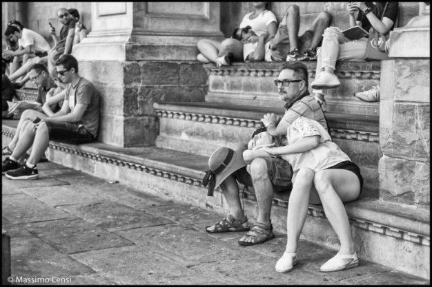 Loggia dei Lanzi, Firenze. © Massimo Lensi