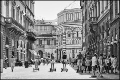 Via Martelli, Firenze. © Massimo Lensi