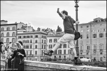 Lungarni, Firenze. © Massimo Lensi