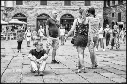 Piazza Signoria, FIrenze. © Massimo Lensi
