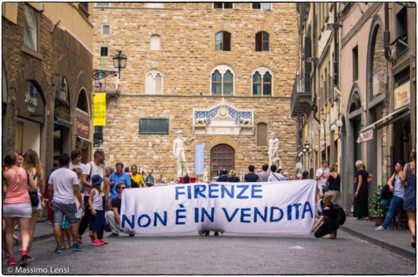 Piazza della Signoria, Firenze. © Massimo Lensi