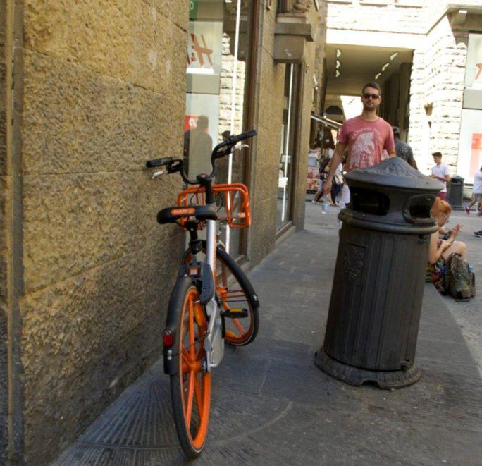 Via Vacchereccia, Firenze. © Grazia Galli