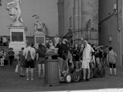 Piazza Signoria, Firenze. © Grazia Galli