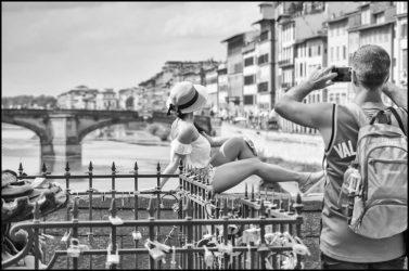 Ponte Vecchio, Firenze. © Massimo Lensi
