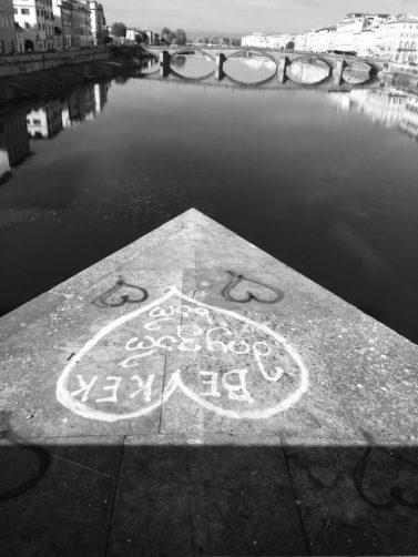 Ponte Santa Trinita, Firenze. © Grazia Galli