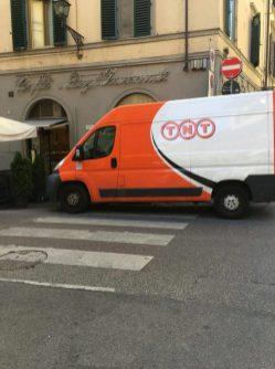 Via Nazionale, Firenze. © Grazia Galli