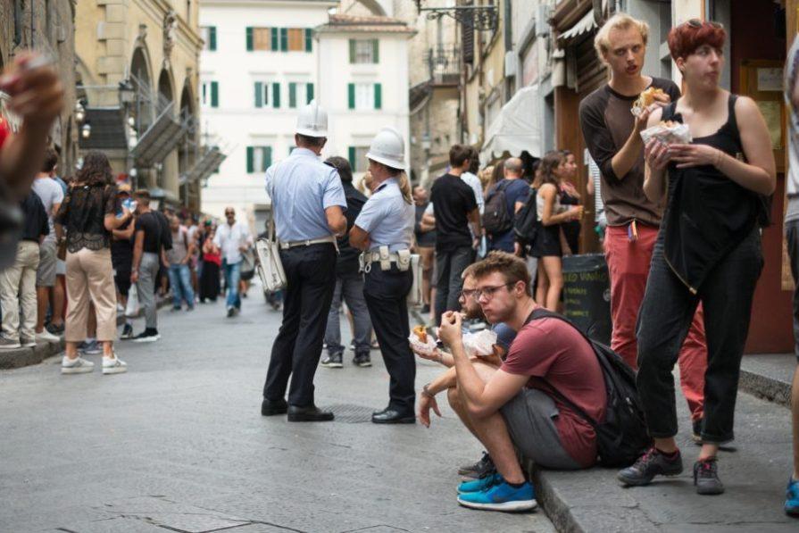 Via de' Neri, Firenze © Massimo Lensi