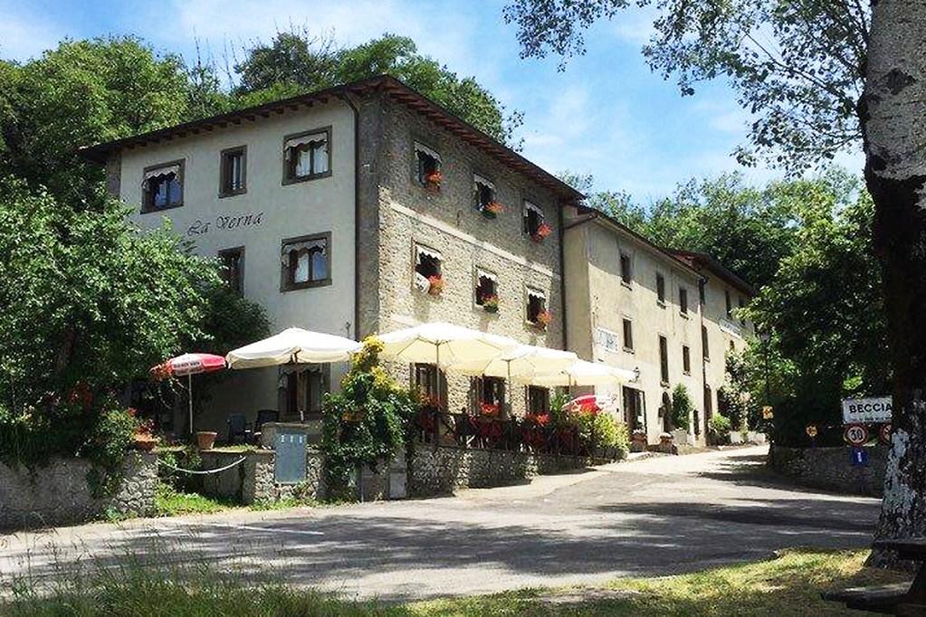 Associazione ProgettoIdea Chiusi della Verna - albergo ristornante la verna