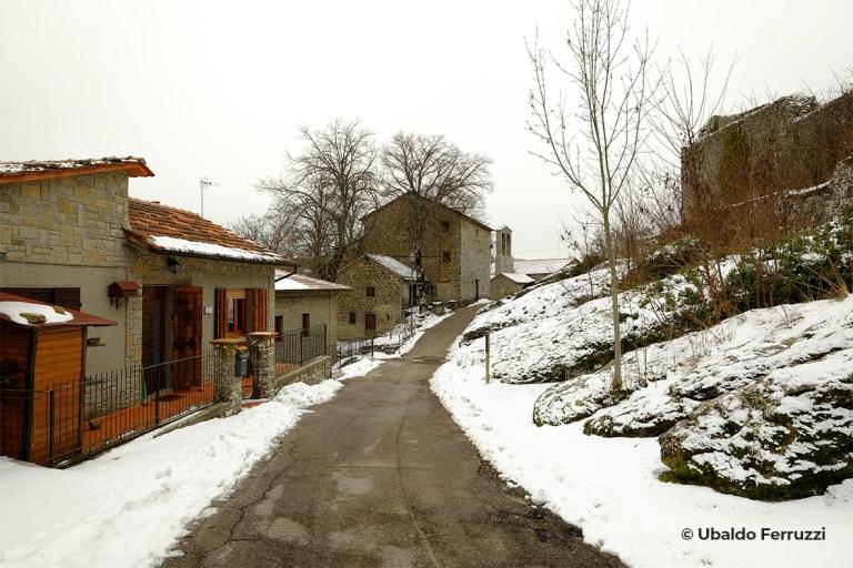 Castello del Conte Cattani - Progettoideal chiusi della verna (©ubaldo ferruzzi)