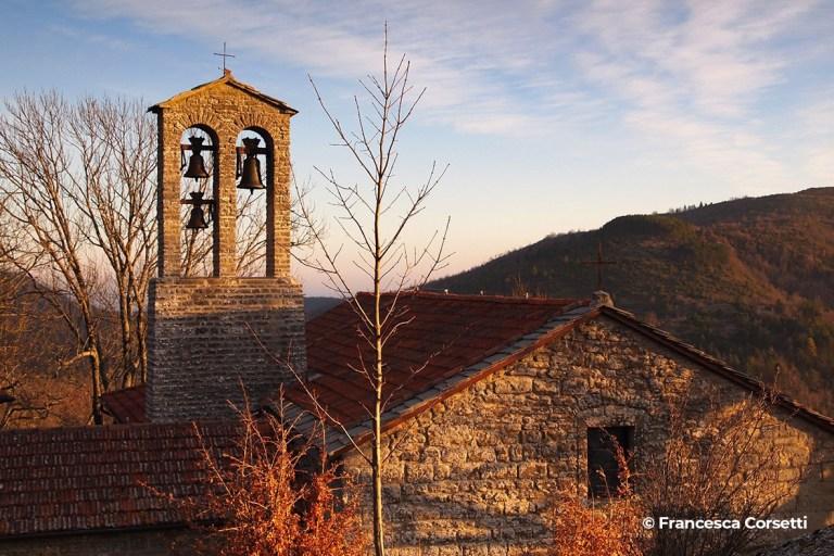 Chiesa di San Michele - Progettoideal chiusi della verna (©francesca corsetti)