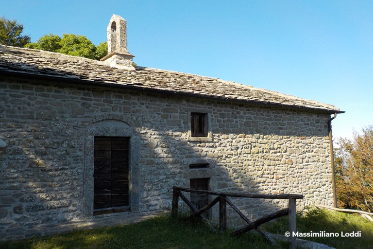 Eremo della Casella - Progettoideal chiusi della verna (©massimiliano loddi)