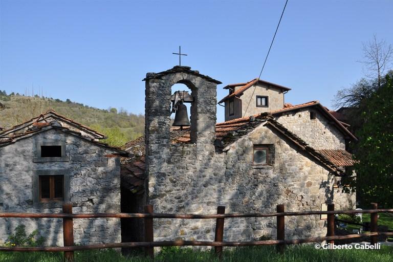 Loc. La Rocca - Progettoidea chiusi della verna (©gilberto gabelli)