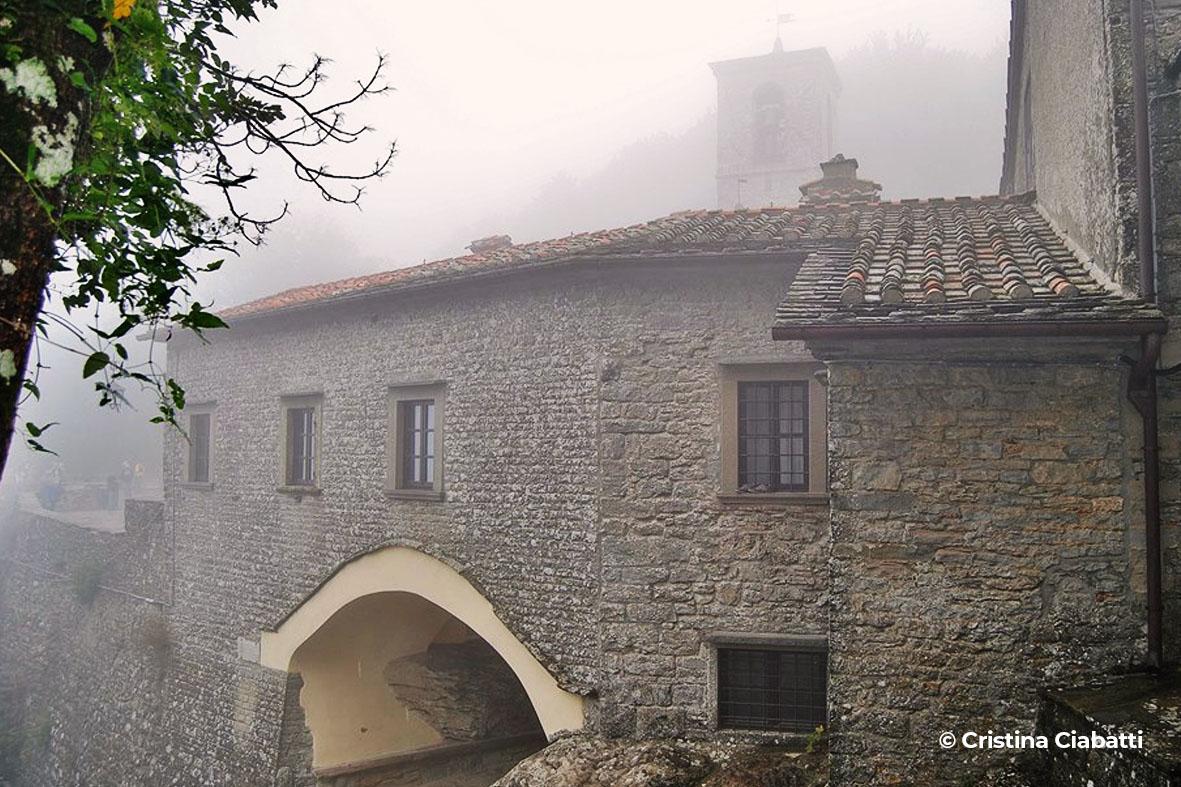 Santuario della Verna - Progettoideal chiusi della verna (©cristina ciabatti)
