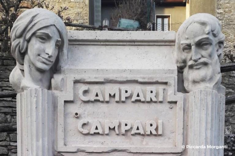 fontana del campari - Associazione ProgettoIdea Chiusi della Verna (©Piccarda Morganti)