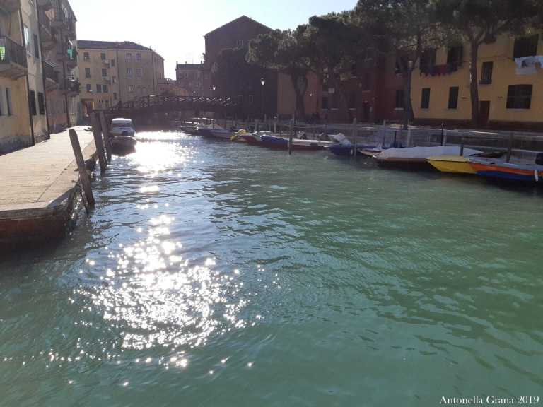Re-designing environment and work in Venezia