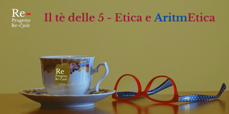 Tea at five - ethics and arithmetic