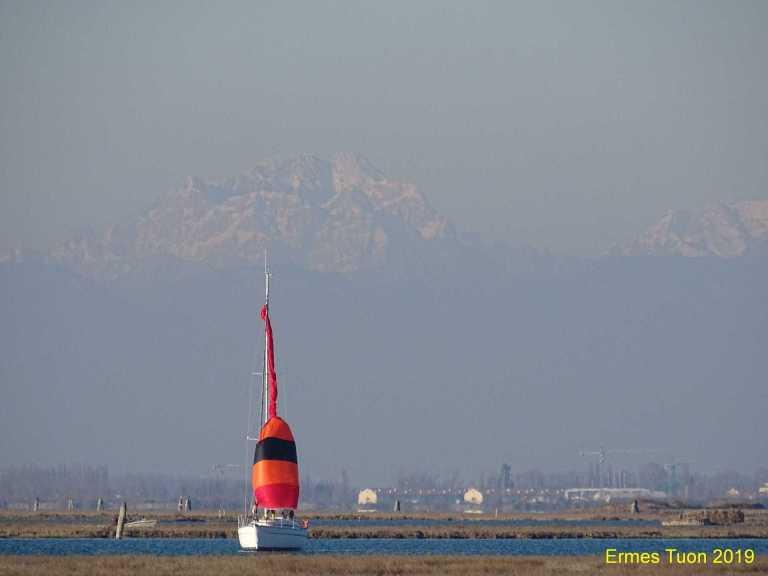 Venezia la laguna  e il turismo sostenibile