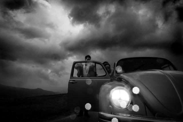Wedding Stories Salvatore e Gabriella Il viaggio incomincia