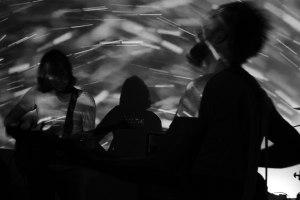 Blurred band