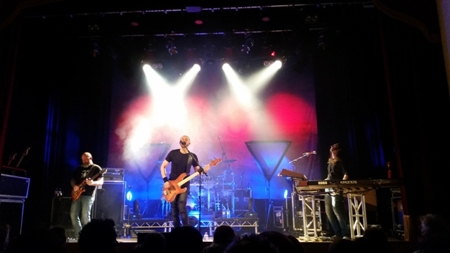 Riverside Live at Islington Assembly Hall – 20th October 2015 – by Aidan Campbell