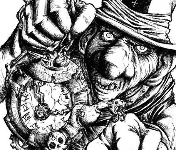 Review – Geof Whitely Project – Malice In Wonderland – by Emma Roebuck