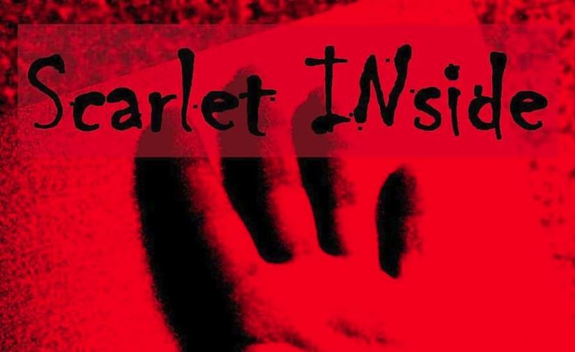 Review Scarlet INside  – THirty RiVers to CRoss – by Emma Roebuck