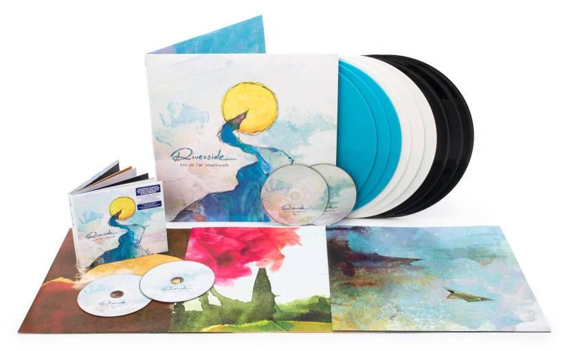 Riverside – Eye Of The Soundscape – releases 21st October 2016