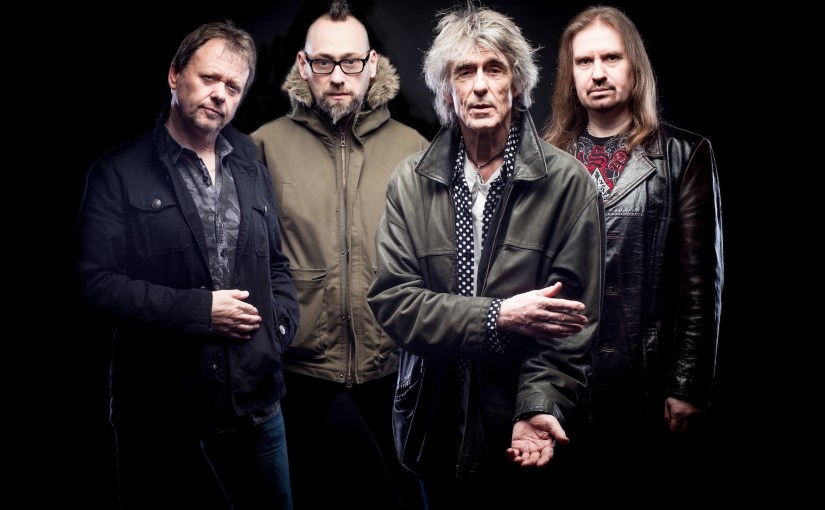 Martin Turner Talks Wishbone Ash Tour