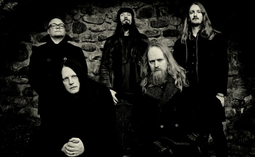 "KATATONIA ANNOUNCE ""FALLEN HEARTS OF UK & IRELAND"" 2017 HEADLINE TOUR"