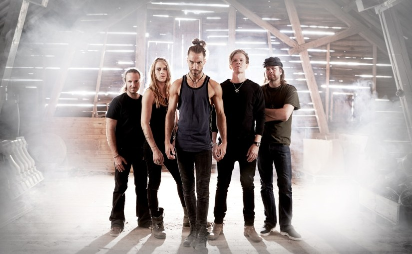 Review – Pain Of Salvation – In The Passing Light Of Day – By Emma Roebuck