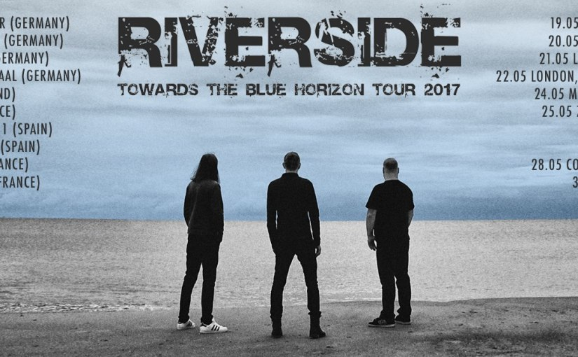 Review – Riverside – Lost 'n' Found: Live In Tilburg – by Kevin Thompson
