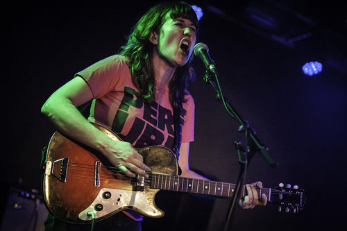 Electric Guitar Soundscapes – Anna Coogan Heads To The UK