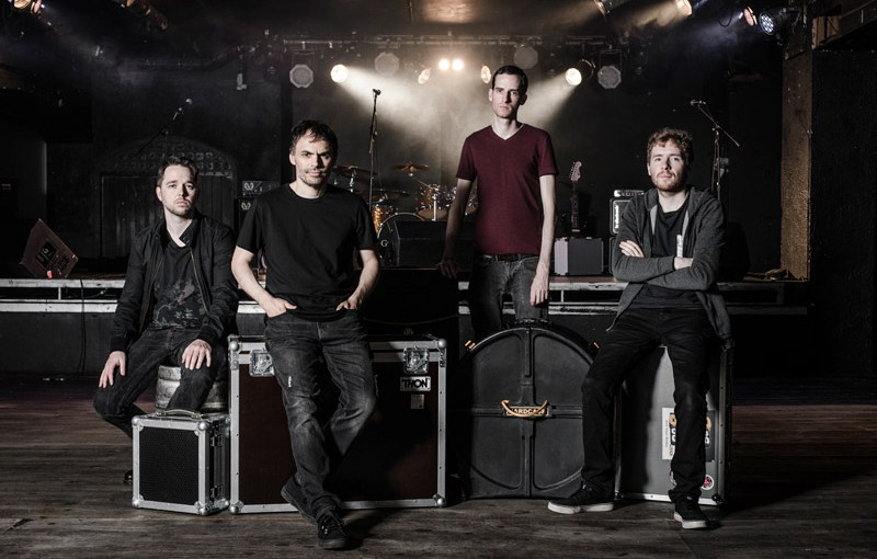 Godsticks release new video for 'Angry Concern' / UK shows announced