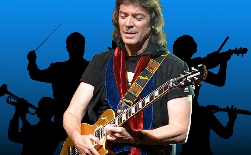 STEVE HACKETT Genesis Revisited – Band with Orchestra –  TICKETS ON GENERAL SALE: Friday, 26th January