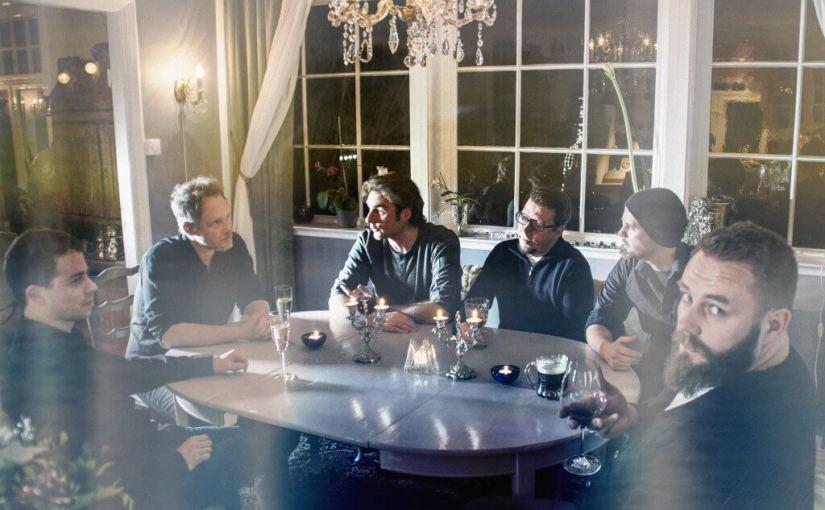 "GAZPACHO RELEASE NEW VIDEO FOR ""EXIT SUITE"" FROM NEW STUDIO ALBUM SOYUZ"