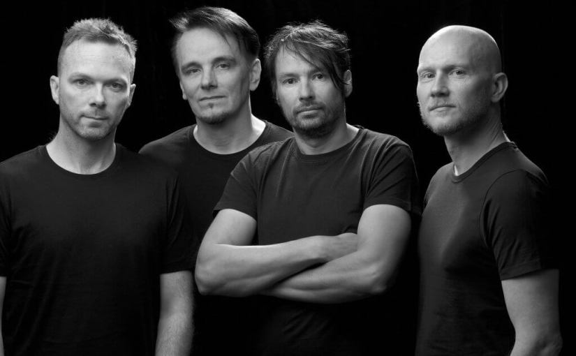 THE PINEAPPLE THIEF , THE UK'S FUTURE ART ROCK STARS, REVEAL MORE DETAILS ON NEW ALBUM DISSOLUTION