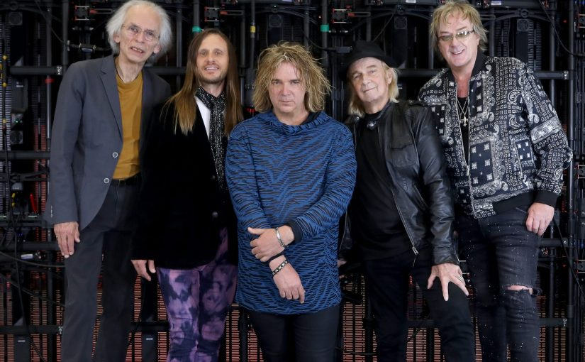 YES Announces Re-scheduled UK dates for The Album Series 2021 Tour
