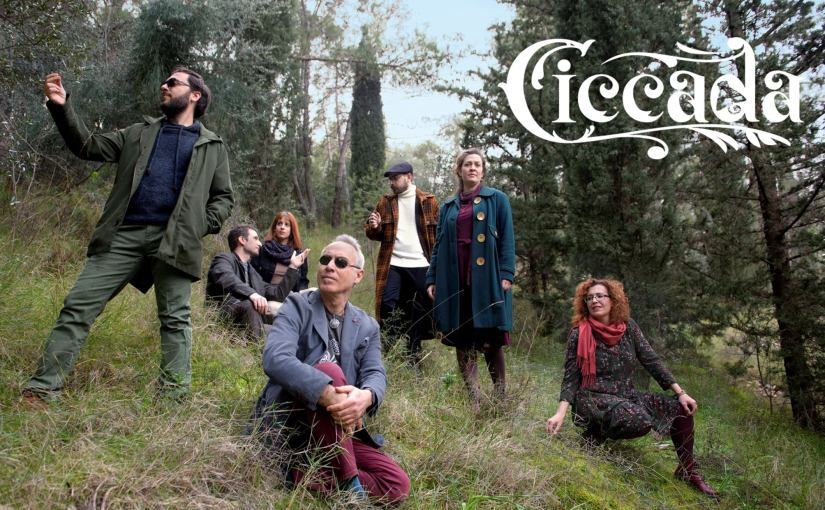 Review – Ciccada – Harvest – by John Wenlock-Smith