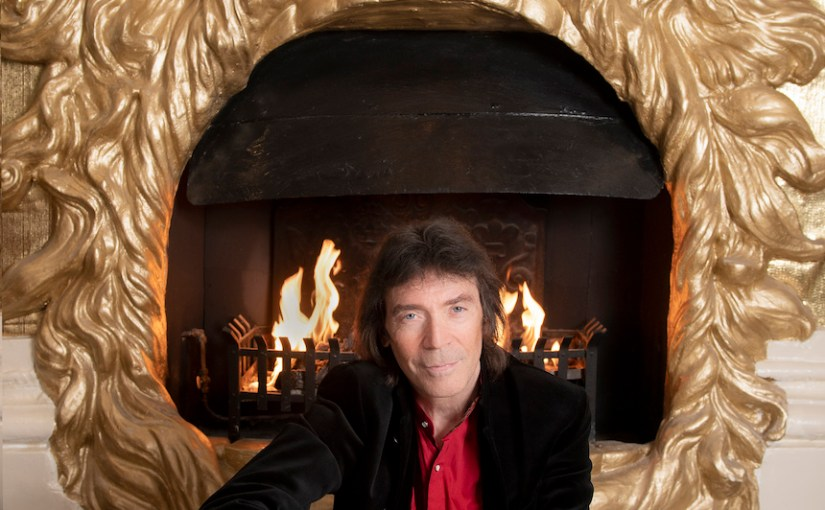 Steve Hackett launches 'Wingbeats'; first single from 'Surrender of Silence' album