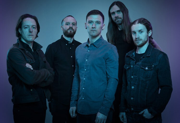 """TESSERACT RELEASE FULL PERFORMANCE VIDEO OF """"NOCTURNE (P O R T A L S)"""" FROM P O R T A L S"""