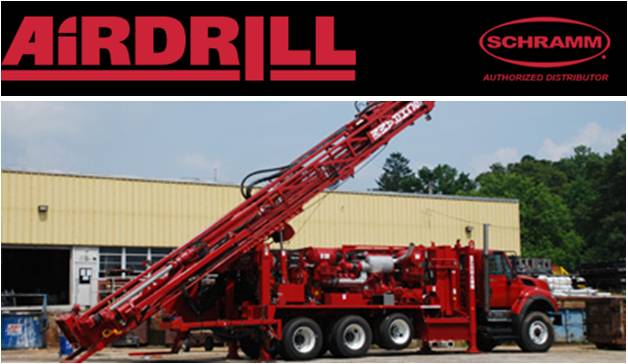 Airdrill Orders Progradex Dust Collector for New Schramm