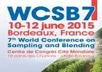 World Conference on Sampling & Blending 7