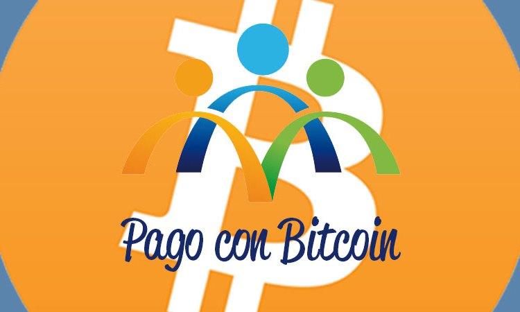 pago con bitcoin