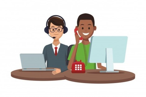 servicio de atención al cliente crm facil