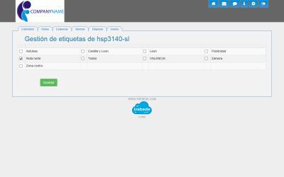 CRM fácil: gestionar tu base de datos con etiquetas